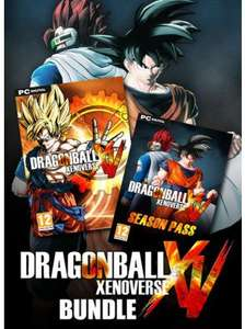 Dragonball Xenoverse Bundle Edition PC (steam) £10.99 @ cdkeys