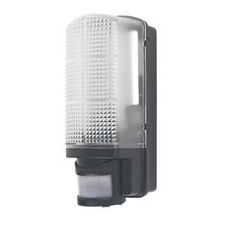 LAP Bulkhead LED Wall Lamp with PIR 500lm 6W £7.49 @ Screwfix