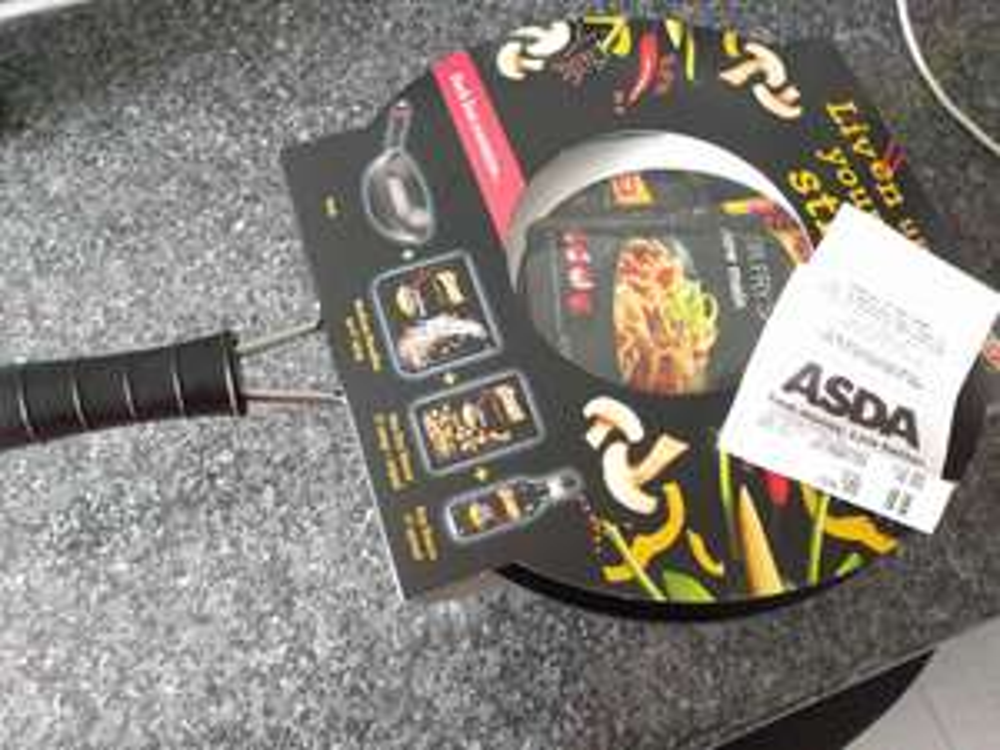 Wok, noodles and sauces - £5 instore @ Asda - Fosse Park