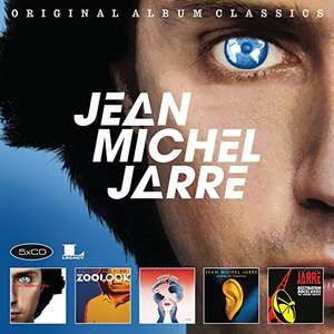 Jean Michel Jarre - Box Set £16.27 (£18.26 non prime / free delivery over £20) @ Amazon