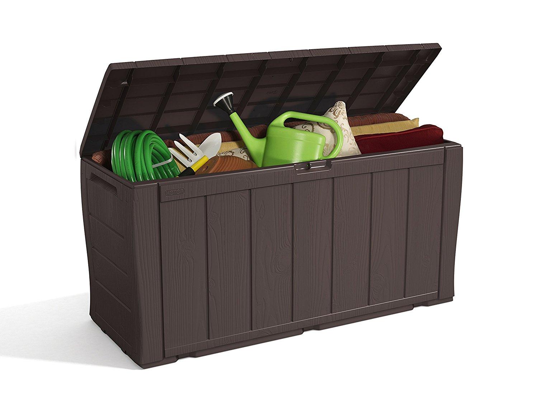 Keter Sherwood Outdoor Plastic Storage Box  £24.98 @ Amazon