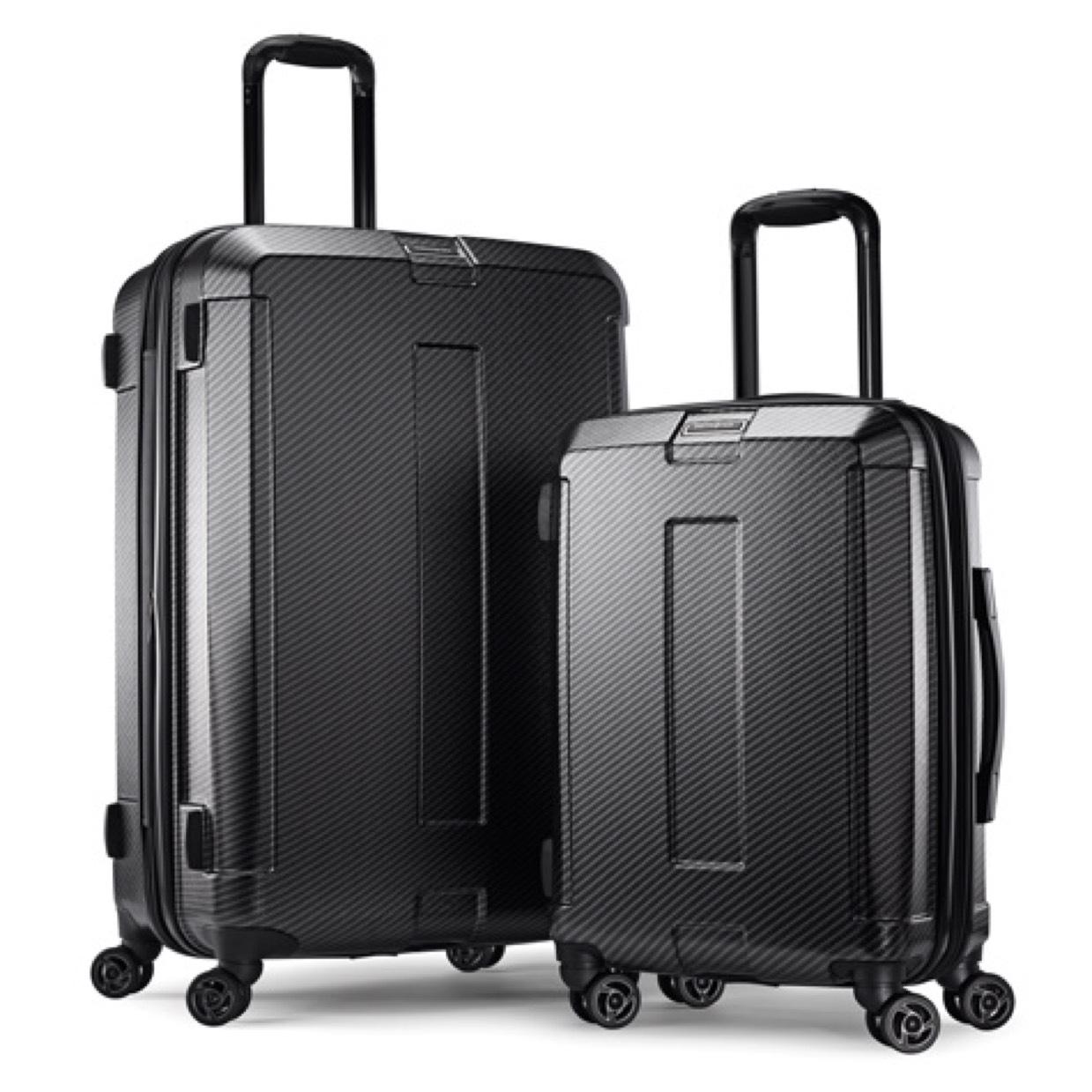 Samsonite Carbon Elite 2 Piece Luggage @ Costco online offer -  £148.99 (inc VAT)
