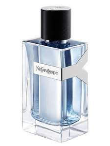 "Free sample of YSL ""Y""...the new fragrance for men....40000 available."