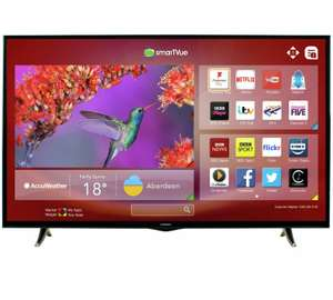 Hitachi 50 Inch Full HD Smart TV £299 @ Argos - Bradford