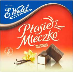 E. Wedel Dark Chocolate Covered Vanilla Marshmallows (380g) ONLY 87p @ Morrisons
