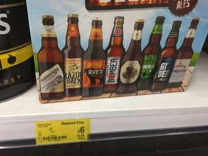 Asda Gosforth. 8 x 500 ml beers for £6.00