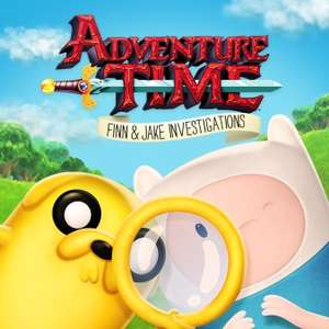 Adventure Time: Finn and Jake Investigations (PS4) - £3.99 on PSN