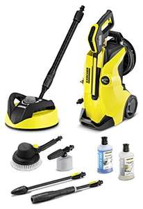 Karcher K4 PREMIUM Full Control 5yr Warranty Car & Home Kit Pressure Washer @ Amazon - £220