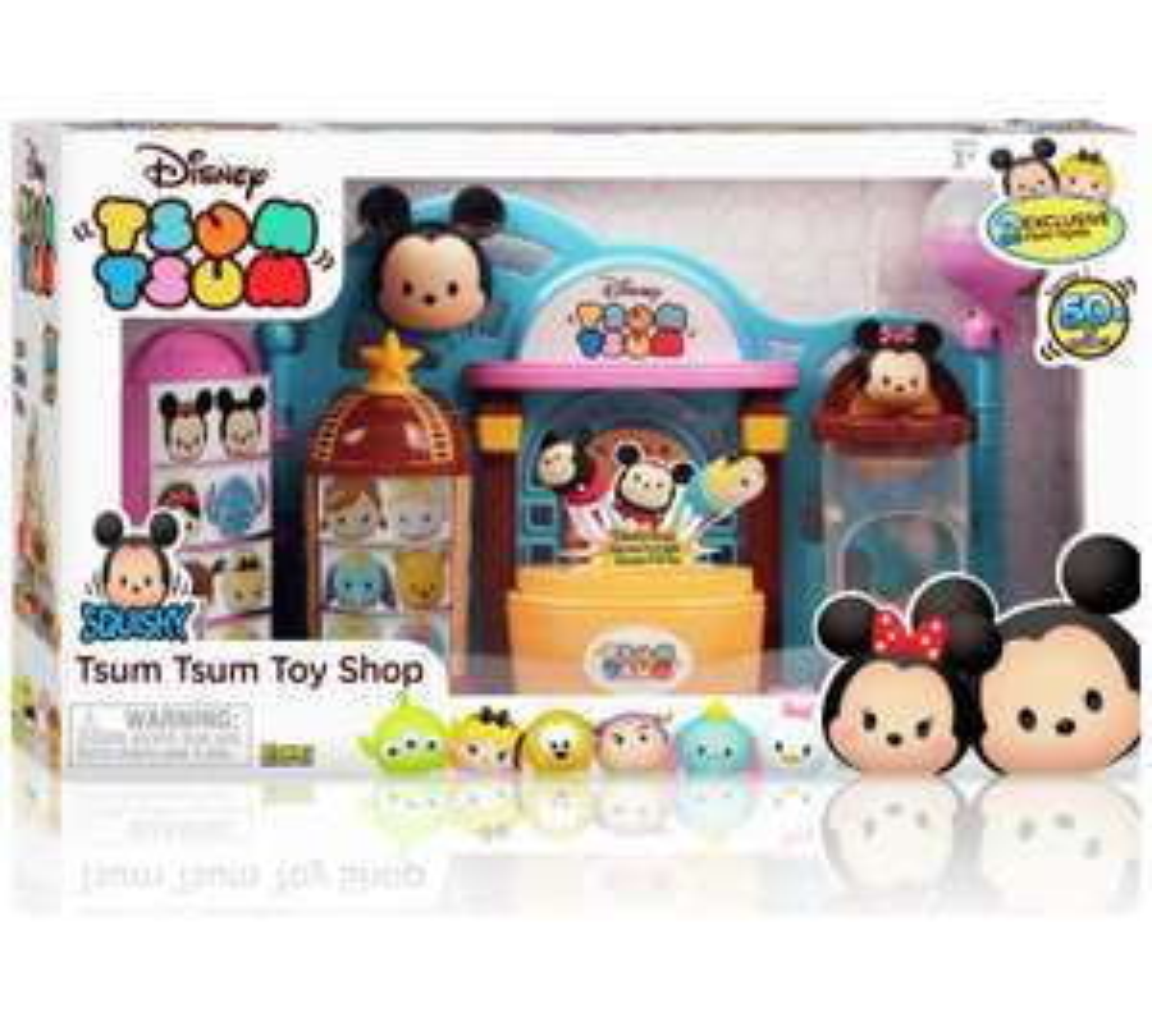 Disney Tsum Tsum Playset £6.99 @ argos
