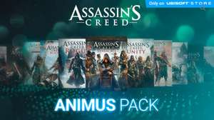 68% off Assassin's Creed Animus Pack PC £84.99 @ Ubisoft Store.