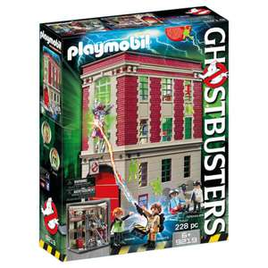 Playmobil Ghostbusters Firehouse £47.69 Delivered @ Zavvi