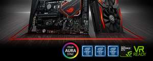 Asus Motherboard + GPU combo - up to 85GBP cashback