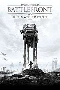 Star Wars Battlefront Ultimate Edition Xbox One @ Microsoft Store £5.00