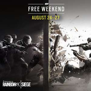 [PS4/Xbox One/PC] Rainbow Six Siege Free Weekend (With Plus/XBL Gold)
