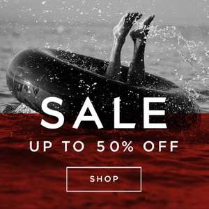 Up to 50% off in the Orlebar Brown summer sale