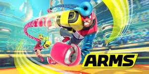 ARMS Global Test Punch back this weekend - Friday 25th August at 16:00 BST until Sunday 27th August at 21:00 BST.
