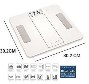 Smart Body Analysis Scales £22.99 Sold by Exerz and Fulfilled by Amazon.