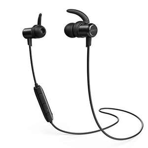 Anker Bluetooth Earphones - £13.59 prime / £17.58 non prime @ Amazon (Limited Flash Deal)