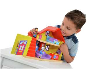 Justin's house playset Only £11.99 at argos
