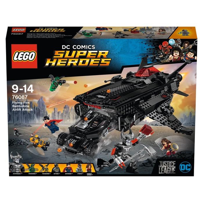 Lego - DC Comics Super Heroes Flying Fox: Batmobile Airlift Attack 76087 - £67.50 delivered @ Debenhams