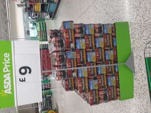 Magners 18 cans for £9 instore @ ASDA