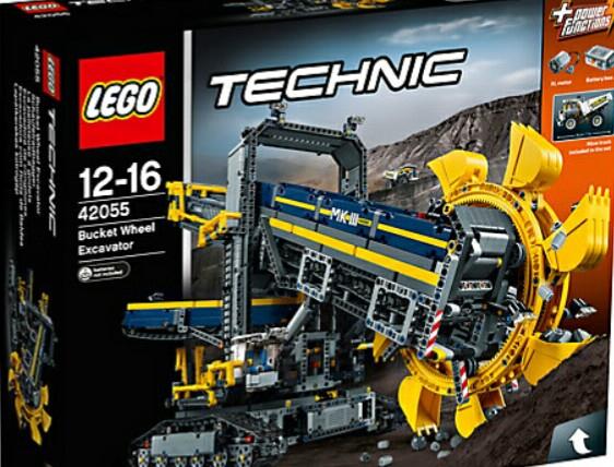 Lego technic 42055 bucket wheel excavator £137.99 @ John Lewis