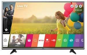 "LG  60UH605V  60"" Smart HDR Pro 4K Ultra-HD LED TV with Freeview Play £748.99 @ CPC Farnell"
