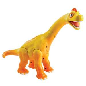 Dinosaur Train InterAction Ned Brachiosaurus £5.49 prime / £10.24 non prime Sold by Toy Jumble and Fulfilled by Amazon