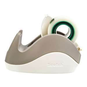 Scotch Magic Rabbit Tape Dispenser with 1 roll of Scotch Magic Tape, was £7.98, now £1@ Amazon