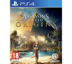 Assassin's Creed Origins PS4  £49.99 @ argos