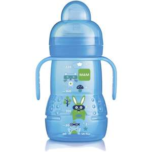 MAM Trainer Bottle for £3.99, normally £5.99, free C&C from Mothercare
