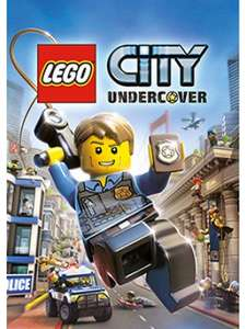 Lego City Undercover PC (steam) £7.99 @ cdkeys
