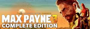 Max Payne 3 Complete, £8.09 from steam