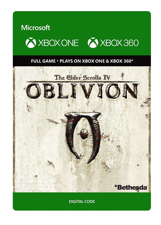 [Xbox One/360] The Elder Scrolls IV: Oblivion / Fallout 3 / Fallout: New Vegas / RAGE - £2.99 Each - Microsoft Store