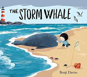The Storm Whale £2.09 Prime / £5.08 Non Prime @ Amazon