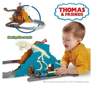 Fisher-Price Thomas & Friends Take-n-Play Roaring Dino Run £10.99 Delivered @Argos Ebay