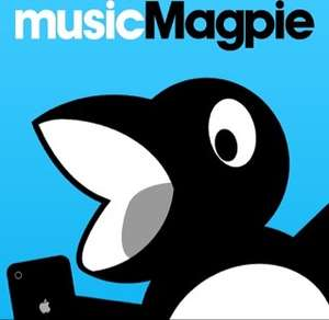 Buy 1 get 1 free on used CDs at Music Magpie - £1.99! Free Delivery on everything!