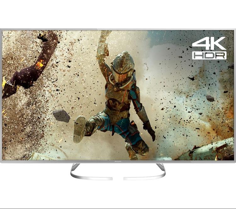 "Panasonic TX-50EX700B 50"" Smart 4K HDR TV Refurbished @ Ebay Panasonic outlet for £599.99"