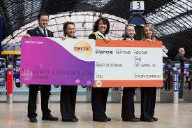 Collect Nectar points when purchasing tickets with South Western Railway™