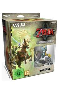 Zelda: Twilight Princess HD inc Wolf Link amiibo £36.25 @ Argos