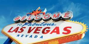 Return flights to Las Vegas from just £349.99 / Cancun from £399.98 including Luggage and In Flight Meals at Thomas Cook