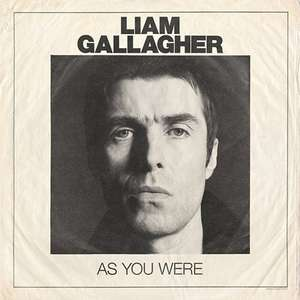 Liam Gallagher - As You Were Vinyl (Limited Edition White Vinyl) £17.99 - Zoom