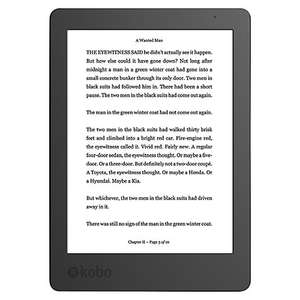 New Kobo Aura (Edition 2) eReader £79.95 delivered, online at John Lewis
