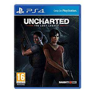 Uncharted: The Lost Legacy - £19.99 with Amazon Prime Now
