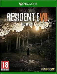 Resident Evil 7 Biohazard (Xbox One) £18.99 Delivered (Like New) @ Boomerang via eBay