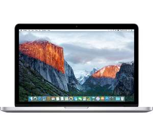 "APPLE MacBook Pro 13"" with Retina Display (2015) £949 Currys"