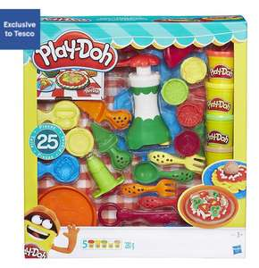 Play Doh pizza and pasta dinner  £6.25 TESCO Litherland