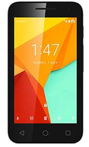 AMAZON - Vodafone Smart Mini 7 Pay As You Go Smartphone (Locked to Vodafone Network) - Black - £25 @ Amazon
