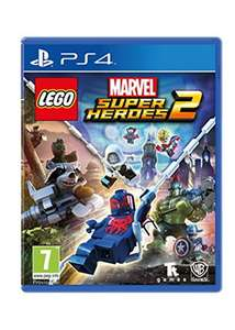 LEGO Marvel Superheroes 2 (PS4/Xbox One)  Pre-order, Due for release on 10/11/2017 @ Base