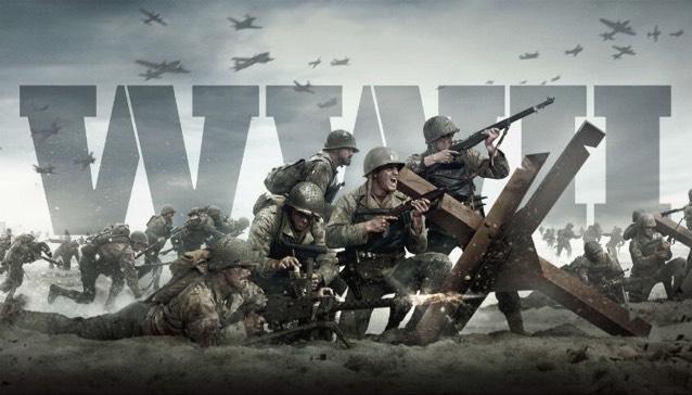 Call of Duty WW2 - £42.85 @ SimplyGames (no beta code)